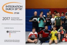 Integration durch Sport Boxen 20-50