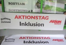 Aktionstag Inklusion