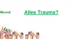 Workshop - Alles Trauma?