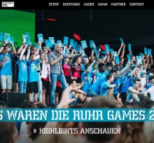 Highlights Ruhr Games 2017