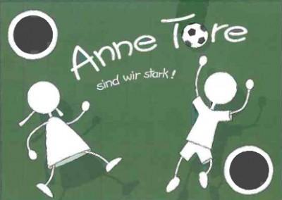 Anne Tore - sind wir stark!